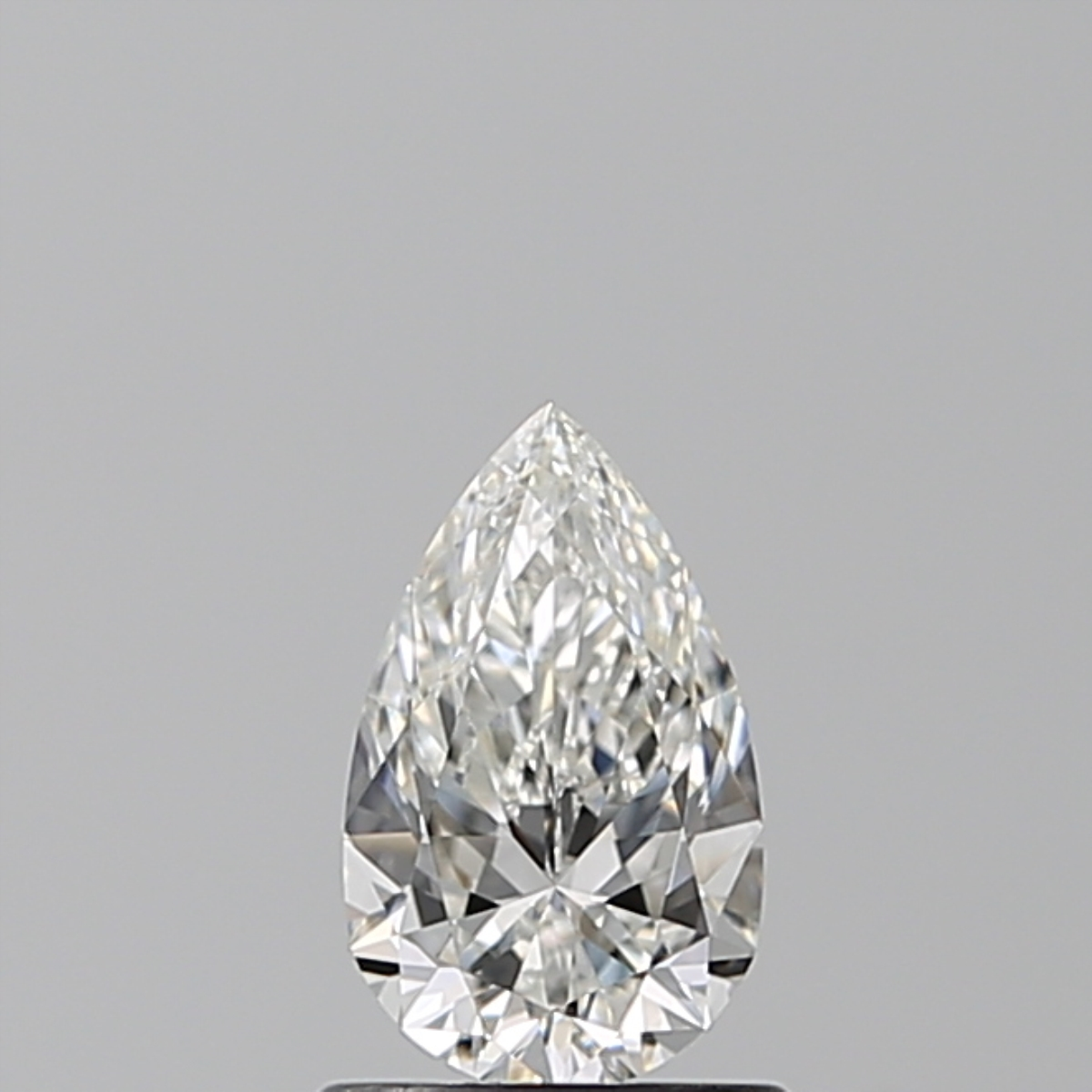 0.71 ct Pear Shape Diamond : G / VVS1