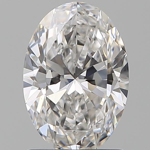 1.20 ct Oval Diamond : F / VS2