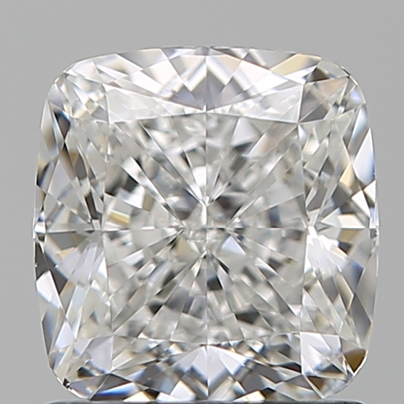 1.29 ct Cushion Cut Diamond : F / VS1