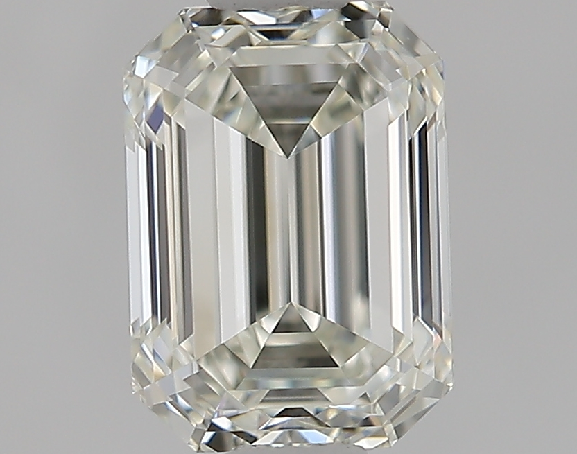 1.02 ct Emerald Cut Diamond : J / VVS2