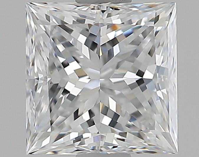 1.01 ct Princess Cut Diamond : E / VVS1