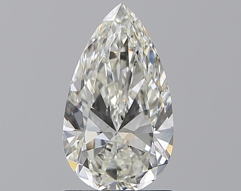 1.00 ct Pear Shape Diamond : I / VVS2