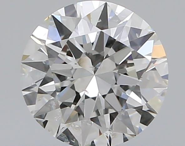 0.50 ct Round Diamond : I / SI2
