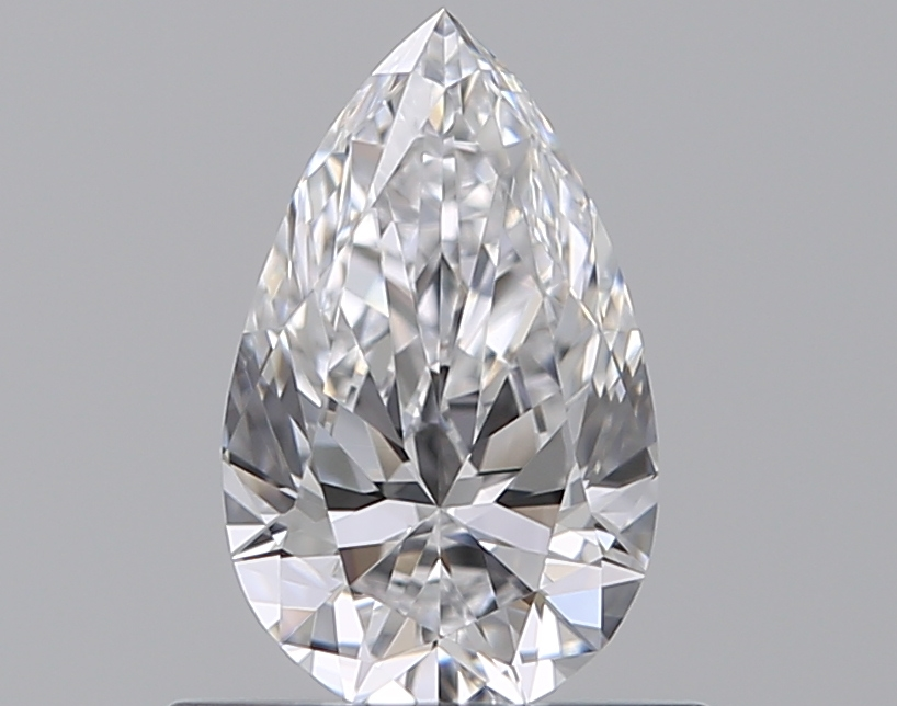 0.47 ct Pear Shape Diamond : D / IF