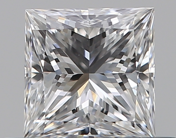 0.40 ct Princess Cut Diamond : D / VS1