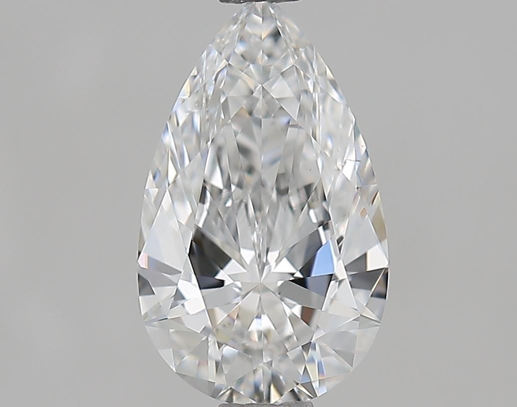 1.01 ct Pear Shape Diamond : E / VS2