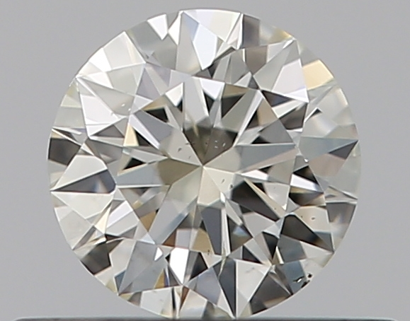 0.32 ct Round Diamond : K / SI1