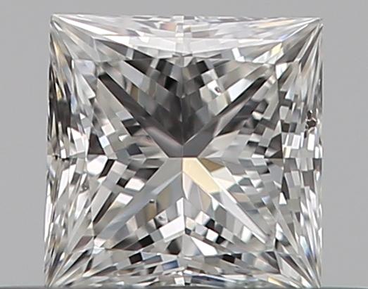 0.31 ct Princess Cut Diamond : F / SI1