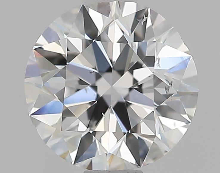 0.80 ct Round Diamond : E / SI1