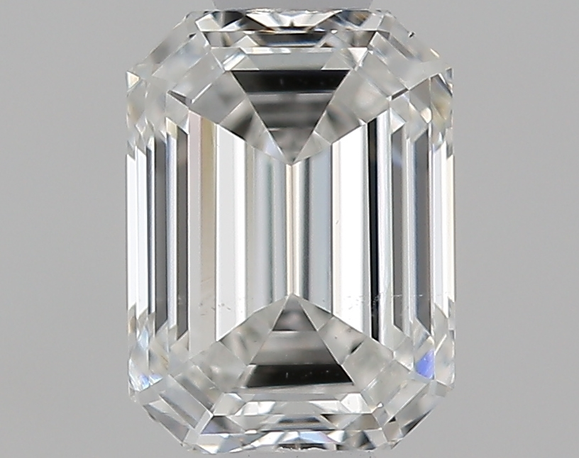 0.75 ct Emerald Cut Diamond : G / SI1