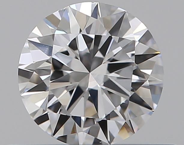 0.35 ct Round Diamond : D / VS1