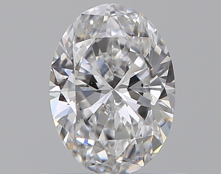 0.50 ct Oval Diamond : E / VS2