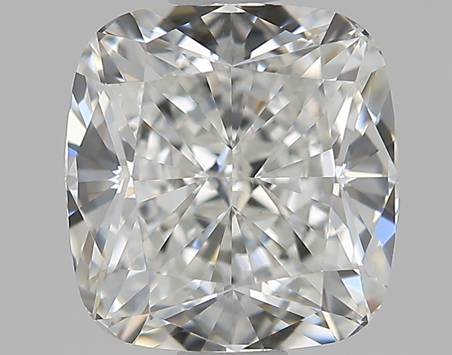 1.41 ct Cushion Cut Diamond : H / VS2