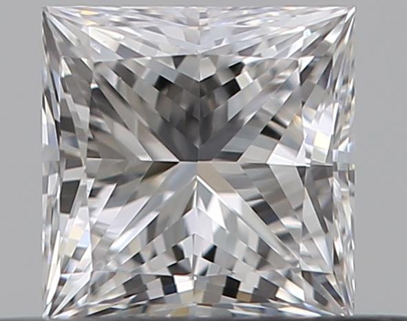 0.35 ct Princess Cut Diamond : E / VVS1