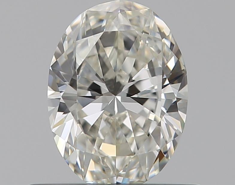 0.50 ct Oval Diamond : I / VS2