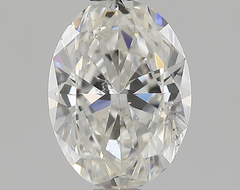 1.00 ct Oval Diamond : G / SI1