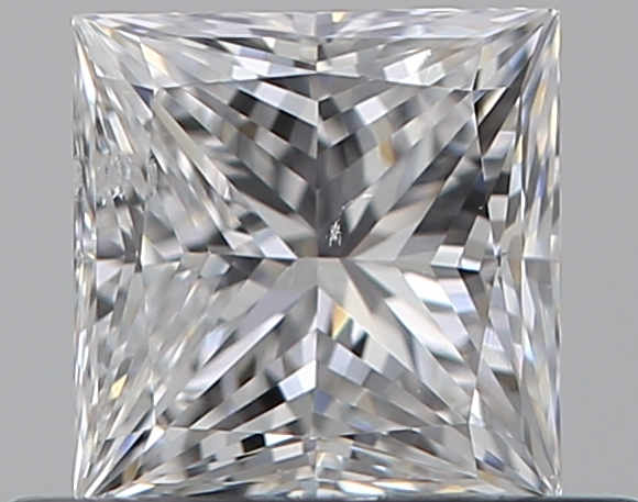 0.46 ct Princess Cut Diamond : D / SI1