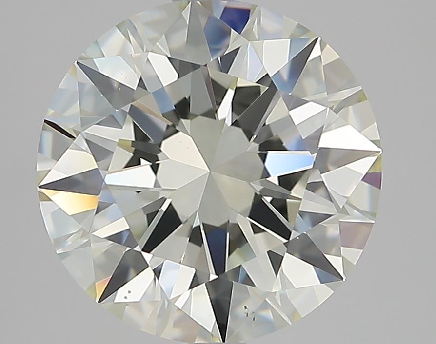 4.01 ct Round Diamond : M / VS2