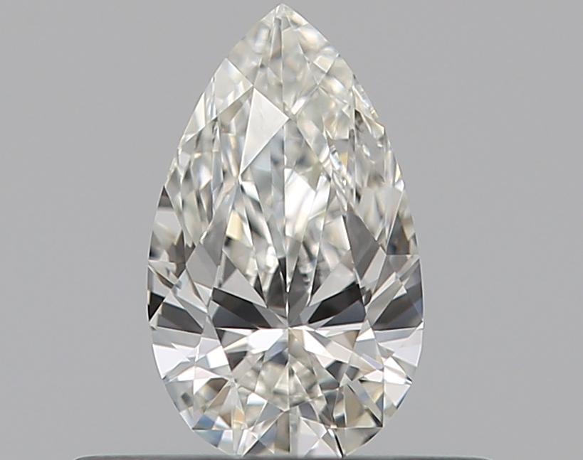 0.31 ct Pear Shape Diamond : H / VVS1