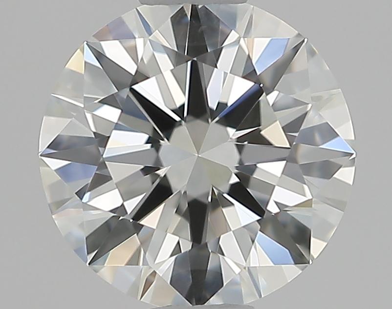 0.70 ct Round Diamond : K / IF