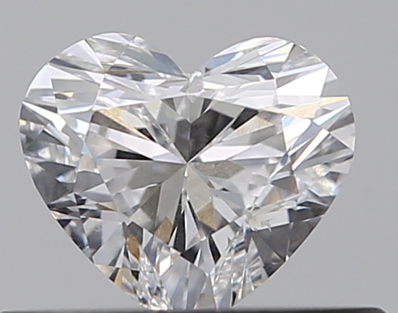 0.30 ct Heart Shape Diamond : D / SI2
