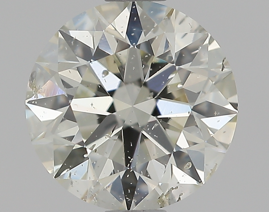 1.00 ct Round Diamond : K / I1