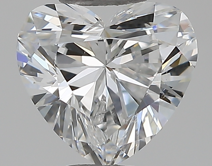 0.80 ct Heart Shape Diamond : E / SI1