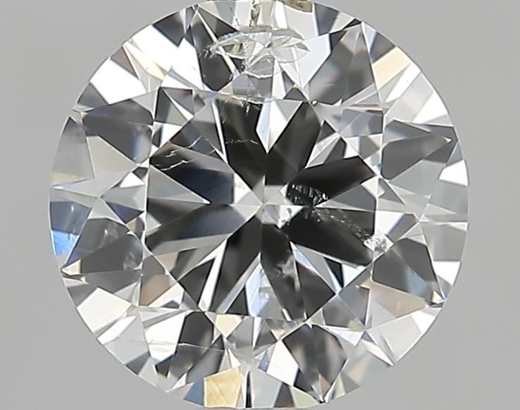 1.01 ct Round Diamond : J / I1