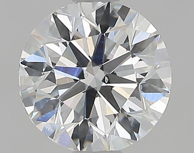 0.90 ct Round Diamond : H / SI1