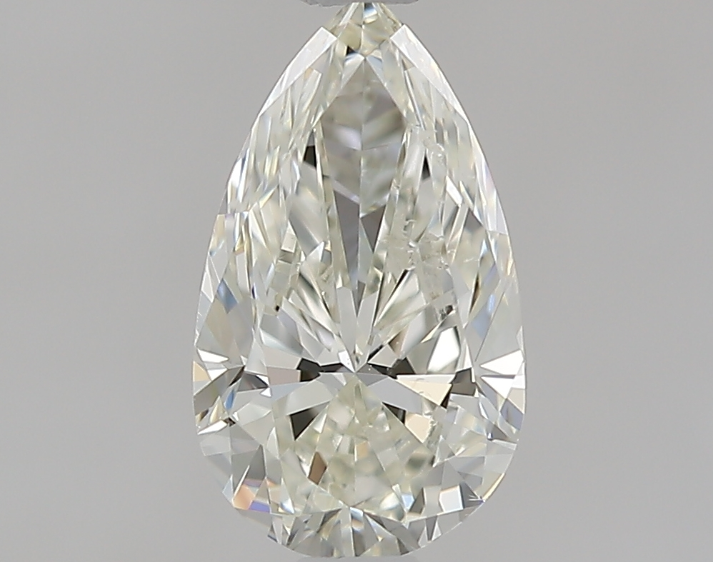 1.00 ct Pear Shape Diamond : J / SI1