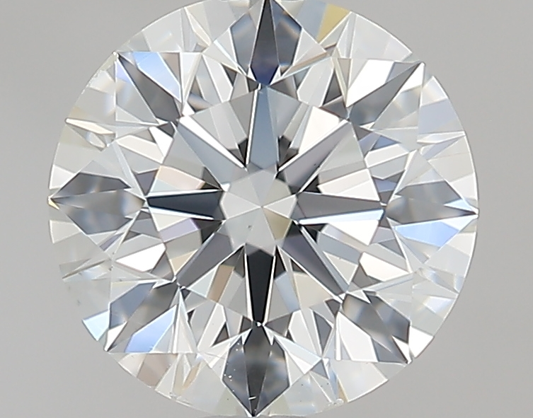 1.29 ct Round Diamond : G / SI1