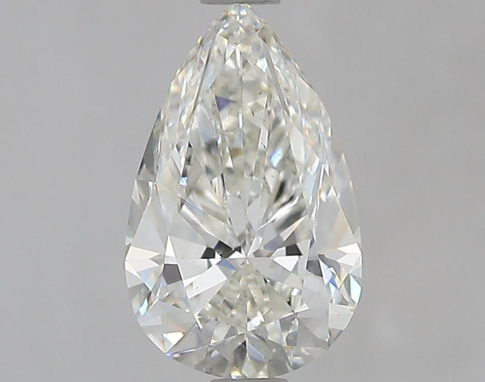 1.51 ct Pear Shape Diamond : I / SI1