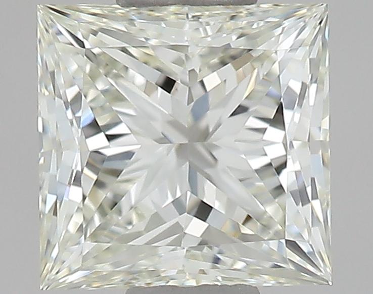 0.51 ct Princess Cut Diamond : K / VVS1