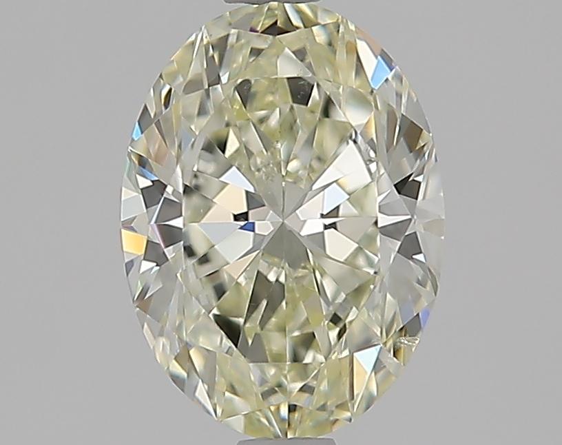 1.50 ct Oval Diamond : M / SI1