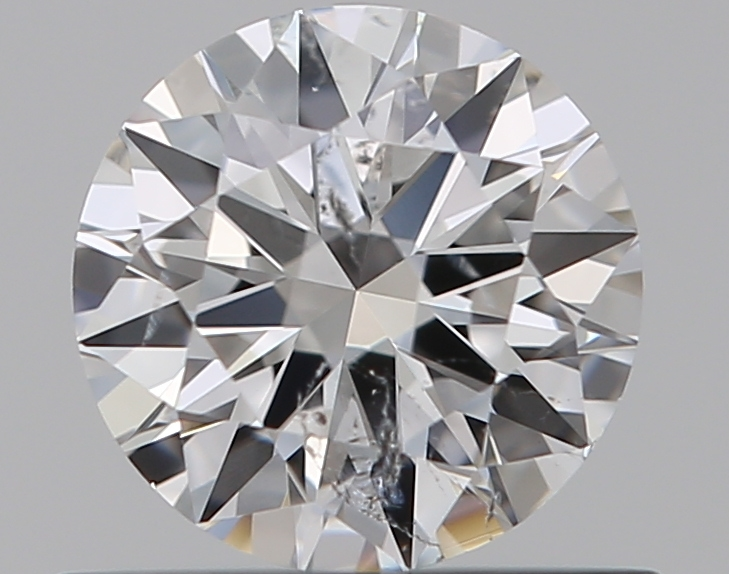 0.50 ct Round Diamond : D / SI2