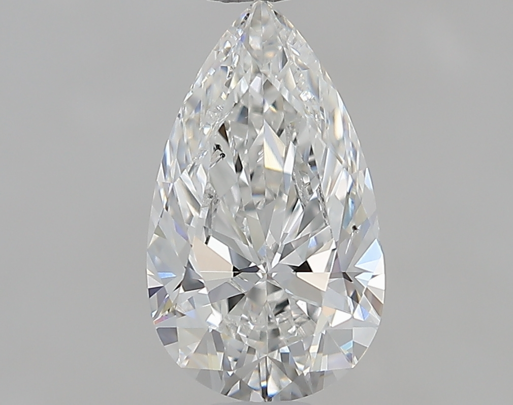 1.20 ct Pear Shape Diamond : F / VS2