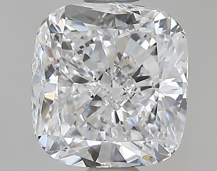 1.20 ct Cushion Cut Diamond : D / VS2