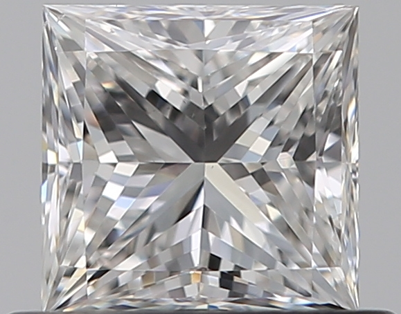 0.51 ct Princess Cut Diamond : F / VS2