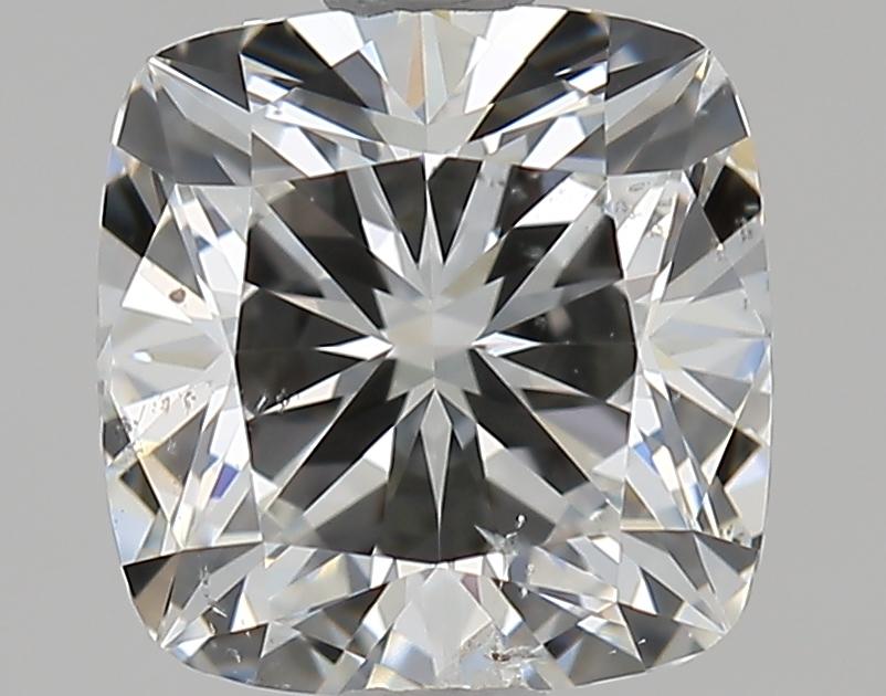 1.70 ct Cushion Cut Diamond : H / SI2