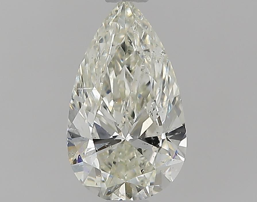 0.96 ct Pear Shape Diamond : K / SI2