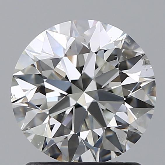 1.33 ct Round Diamond : I / SI1