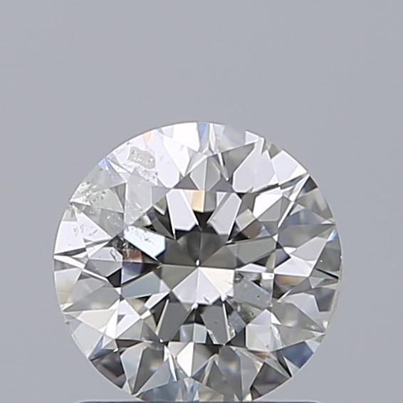 1.01 ct Round Diamond : I / SI2