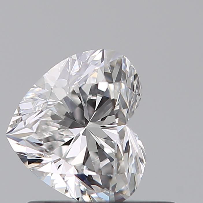 0.61 ct Heart Shape Diamond : D / VS1