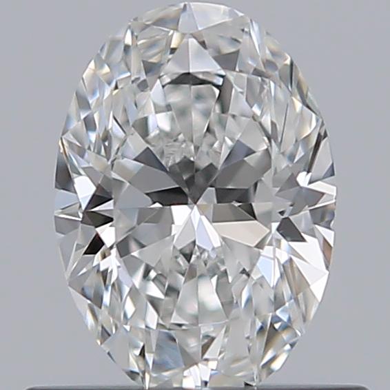 0.50 ct Oval Diamond : F / VS2