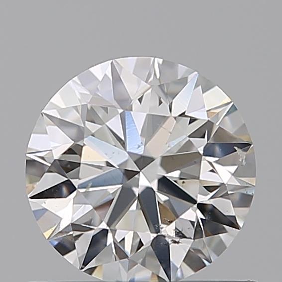 0.59 ct Round Diamond : G / SI1