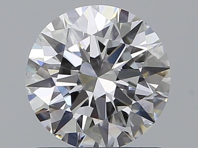 0.90 ct Round Diamond : H / VVS1