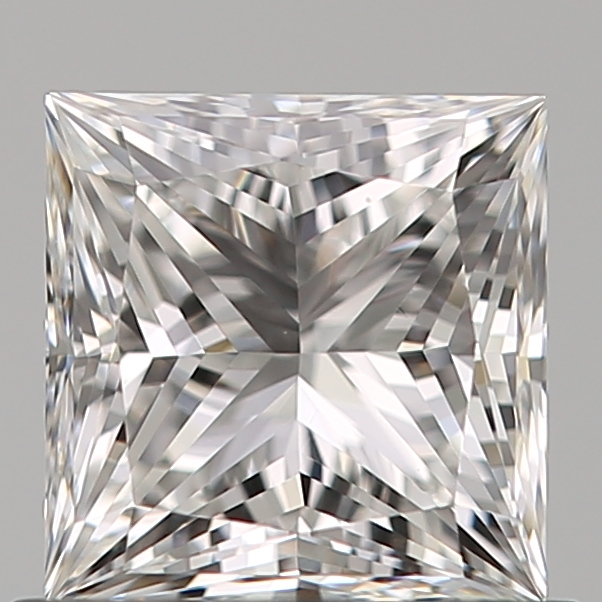 0.71 ct Princess Cut Diamond : F / VS2