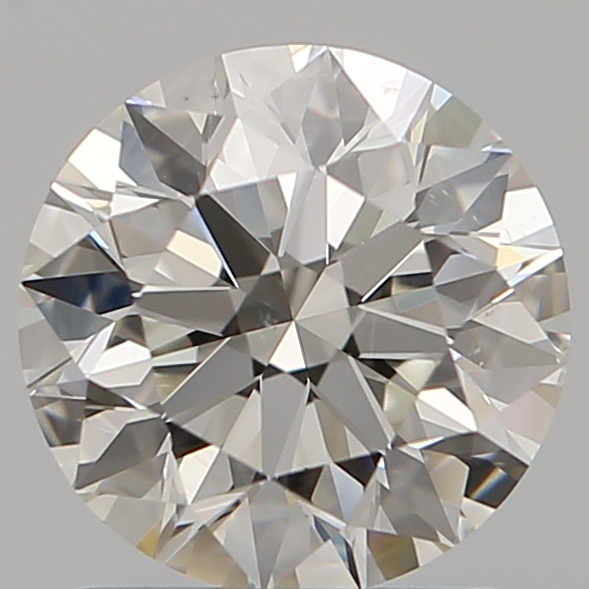 1.21 ct Round Diamond : I / SI1