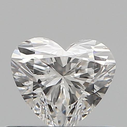 0.40 ct Heart Shape Diamond : E / VS1