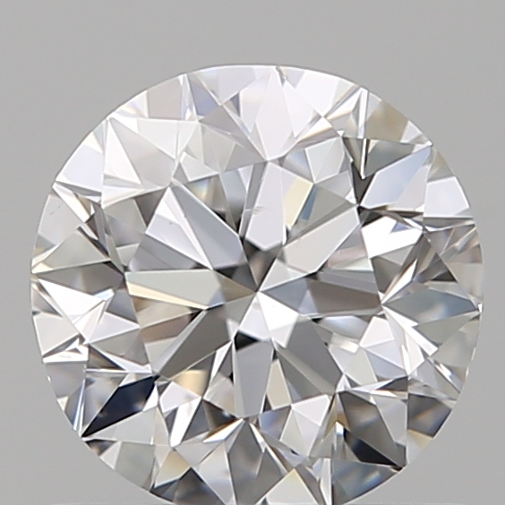 0.80 ct Round Diamond : D / SI1